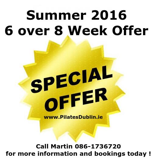 Pilates South Dublin Summer 2016 Special Offer Rathfarnham Sandyford Dundrum Leopardstown Cabinteely Foxrock Dublin 16 Dublin 14 Dublin 18