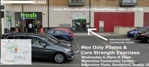 Men Only Pilates Belarmine Sandyford Aiken Village near Stepaside Dublin 18 D18 - 2