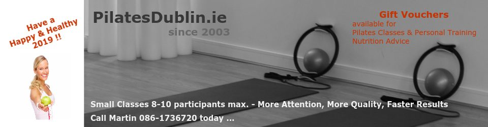Pilates Classes in South Dublin in **April 2019** Dundrum Sandyford Leopardstown Rathfarnham Nutgrove