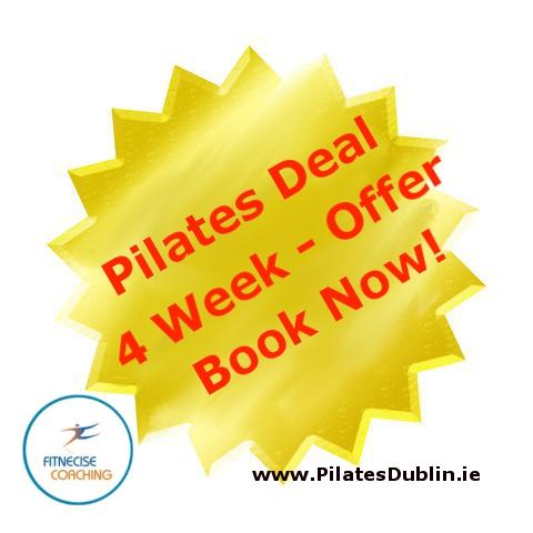 Deal 4 week Pilates Classes in South Dublin based Pilates - Fitness Studio Rathfarnham Nutgrove Chruchtown, close to Ballinteer Dundrum Rathmines Templeogue